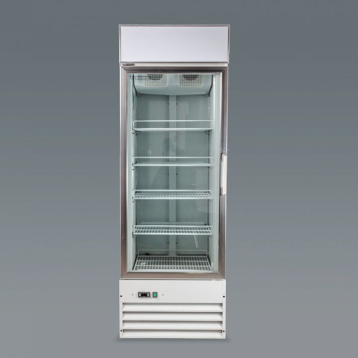 congelateur vitre freezer